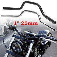 1″ 25mm 71cm Guidon Poignée Moto Cross pour Harley Davidson Sportster 883 1200