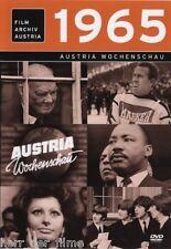 DAS JAHR 1965, Österreichische Wochenschauen (NEU+OVP)