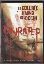LE COLLINE HANNO GLI OCCHI - DVD