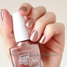 Maybelline Superstay 7 Days GEL 19 Golden Brown Nail Color 10 Ml