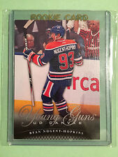 2011-12 UPPER DECK - RYAN NUGENT-HOPKINS YOUNG GUNS CANVAS #C98