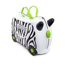 Trunki Zimba - maleta con Diseño cebra