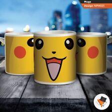 Pikachu Pokemon Coffee Tea Mug Cup Gift Birthday Christmas Present A