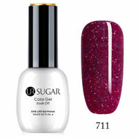UR SUGAR 15ml Nagel Gellack Nail UV Gel Polish Soak Off Gel UV Nail Art DIY