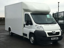 Peugeot Box Commercial Vans & Pickups