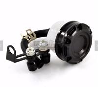 bocal Liquide frein embrayage noir cnc Réservoir Maître Cylindre MOTO UNIVERSEL