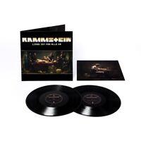 RAMMSTEIN - LIEBE IST FÜR ALLE DA (GAS VERSION)  2 VINYL LP NEW!