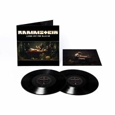 RAMMSTEIN - LIEBE IST FÜR ALLE DA (GAS VERSION)  2 VINYL LP NEW+