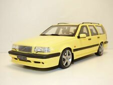 VOLVO 850 T5-R break jaune 1/18