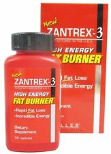 ZANTREX 3 HIGH ENERGY FAT BURNER WEIGHT LOSS RAPID FAT LOSS 56 CAPSULES