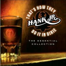 HANK WILLIAMS JR: THAT'S HOW THEY DO IT IN DIXIE: ESSENTIAL COLLECTI (CD.)
