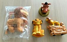 Lot of Lion King Toys (McDonalds, Disneyland 40th and other)
