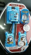 New sealed ! Snoopy Outdoor Adventure Kit - Binoculars, Compass, Walkie Talkie