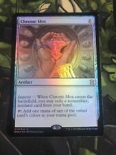 MTG Foil Chrome Mox - Eternal Masters