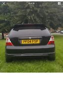 Honda Civic Ep3 Uk Type R Facelift 2004 For Breaking Complete Car All parts Grey