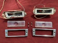Vintage Original 1947 1948 1949 1950 1951 1954 CHEVY 3100 TRUCK PARKING LIGHTS
