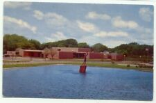 Marshalltown IA Fisher Community Center Postcard - Iowa