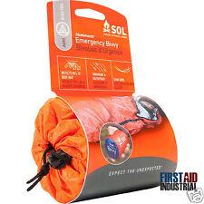 SOL Emergency Bivvy Emergency Blanket 0140-1138 Adventure Medical Kits 36 x 84