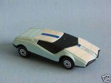 Matchbox Super GT Datsun 126X Light Blue Body Chinese