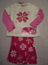 NWT PAJAMAS BY SUGAR SWEET COUTURE SZ 4/5