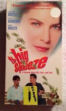 The Big Squeeze (Prev. Viewed VHS, 1997)