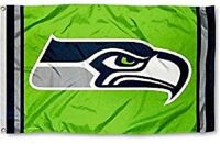 New Seattle Seahawks Flag Large 3'X5' NFL FREE SHIPPING