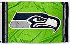 brand new e5a6d dd87c Seattle Seahawks NFL Fan Flags for sale   eBay