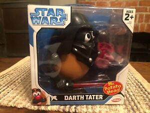"Star Wars ""Darth Tater"" Mr. Potato Head Playskool (White box) 2008 MISP"