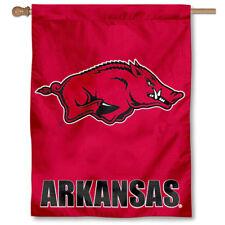 University of Arkansas Razorbacks House Flag