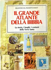 L12 Il grande atlante della Bibbia Selezione dal Raeder's Digest