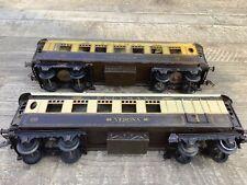 More details for vintage o gauge hornby pullman verona  &  zenobia no2 coach lot