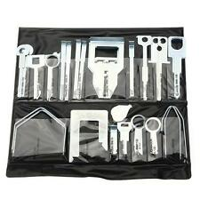 36Pcs Car Stereo Radio Release Removal Tools Key Kit Set For Sony Ford Audi VW