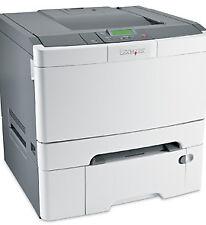 Stampanti e plotter Lexmark C a colori 128 MB