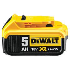 DeWalt DCB184 18V - 20V Akku Schiebeakku 5,0 Ah Li-Ion Ersatzakku NEU