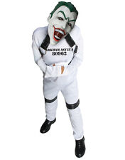 "Joker Kids Straight Jacket DC Supervillian Costume,L,Age 8-10,HEIGHT 4' 8"" - 5'"