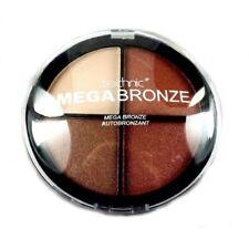 Technic Mega Bronze Bronceado Quad brillo polvo presionado compacto de contorno