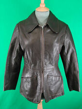 Leather 1970s Vintage Coats & Jackets for Women