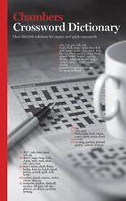 Chambers Crossword Dictionary By Hazel Norris