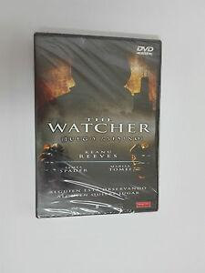 THE WATCHER Juego Asesino Keanu Reeves DVD PRECINTADO Nuevo.