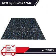 4PCS Rubber Flooring Rolls Non-Toxic High Density Exercise & Gym Equipment Mats