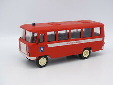 USSR SB 1/43 - Bus Bus Kuban G1A1 02 Firefighters Russia
