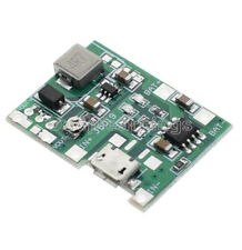 3.7V Micro USB Lithium Li-ion Battery Charger Module Boost Step Up 5V 9V
