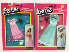 1983 BARBIE WEDDING OF THE YEAR OUTFITS - SKIPPER FLOWER GIRL & BRIDESMAID DREAM