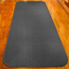 8 FT X 27 in Skid-resistant Carpet Runner Gray Hall Area Rug Floor Mat