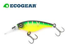 Ecogear SX 40 F Firetiger Twitchbait Japan Wobbler Perch Pike Zander Trout