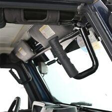 1997-2006 Jeep Wrangler TJ & Unlimited Front Solid Steel Door Grab Handle Bar