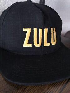 Supreme ZULU hat Black And Yellow SUPNY-16