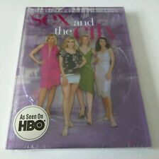 "Sex and the City - The Complete Fifth Season (DVD, 2003, 2-Disc Set) ""NEW"""