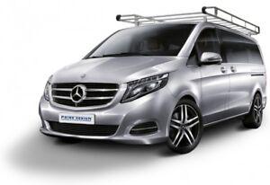 Dachträger Alurack kompatibel zu Mercedes Vito