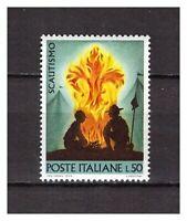 S14394) Italy 1968 MNH Scout 1v